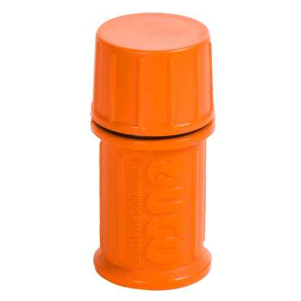 UCO Waterproof Match Case in Orange - Closeouts