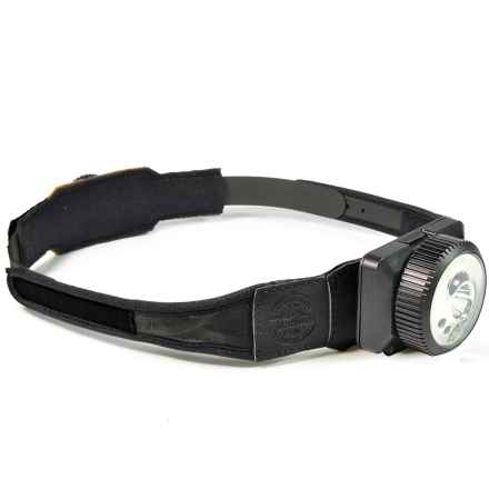 UCO X-120 X-Act Fit Headlamp in Black - Closeouts