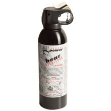 UDAP Bear Spray with Hip Holster - 13.4 fl.oz. in See Photo - Closeouts