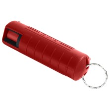 UDAP Hard Case Pepper Spray in Red - Closeouts