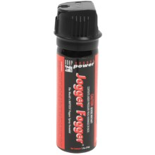 UDAP Hottest Jogger Fogger Pepper Spray - 1.9 fl.oz. in See Photo - Closeouts