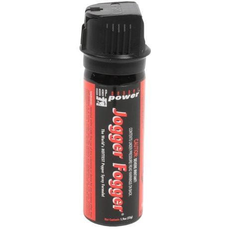 UDAP Hottest Jogger Fogger Pepper Spray - 2 fl.oz. in See Photo