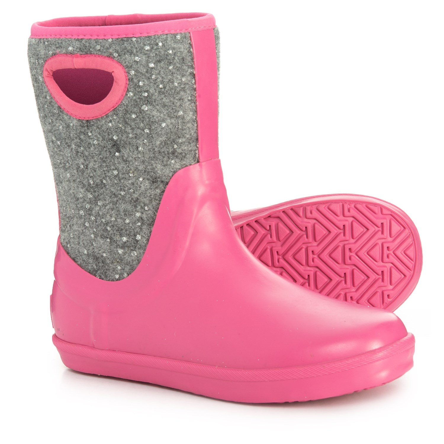 9233748490e UGG® Australia Kex Sparkle Rain Boots (For Little and Big Girls)