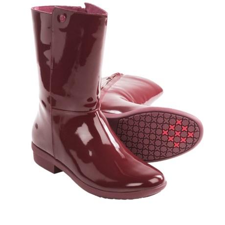 UGG® Australia Madera Rain Boots - Waterproof (For Women) in Sangria