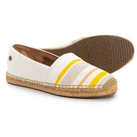 dd834fbaf35 UGG® Australia Renada Stripe Espadrilles (For Women) in White