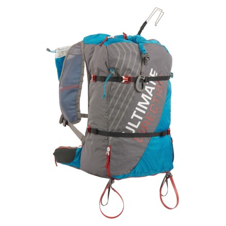 Ultimate Direction 28L SkiMo Vest in Graphite - Closeouts c6d2bfa7e624c