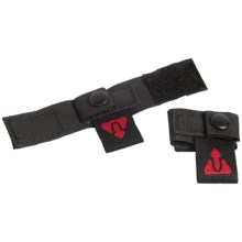 Ultimate Direction Add-On Bib Clips in Black - Closeouts