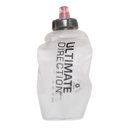2588d0d62aa Ultimate Direction Body Bottle 500+ - 16.9 oz. in Clear - Closeouts
