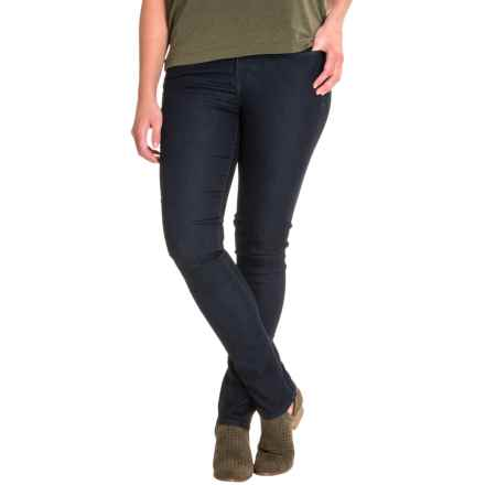 Ultimate Skinny Jeans (For Women) in Dark Indigo - 2nds