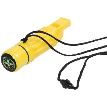 Ultimate Survival Technologies 5-in-1 Survival Tool in Yellow - Closeouts
