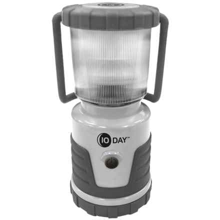Ultimate Survival Technologies Duro 10-Day LED Lantern - 250 Lumens in Silver - Closeouts