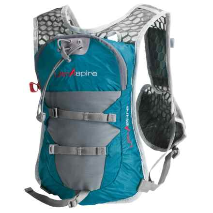 UltrAspire Astral Hydration Pack - 70 fl.oz. (For Women) in Luminous Blue - Closeouts