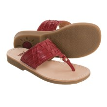 Umi Bisbee Sandals (For Girls) in Red - Closeouts