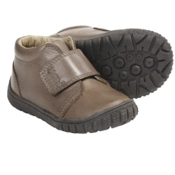 Umi Bodi Shoes - Adjustable Strap (For Toddlers) in Charcoal