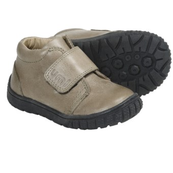 Umi Bodi Shoes - Adjustable Strap (For Toddlers) in Loden