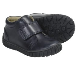 Umi Bodi Shoes - Adjustable Strap (For Toddlers) in Navy