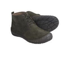 Umi Caaden Boots - Suede (For Boys) in Olive - Closeouts