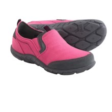 Umi Dane II Shoes - Slip-Ons (For Little Girls) in Hot Pink Multi - Closeouts