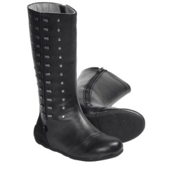 Umi Hadey Boots (For Kid and Youth Girls) in Black