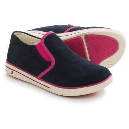 Umi Joss II Shoes - Slip-Ons (For Little and Big Kids) in Navy - Closeouts