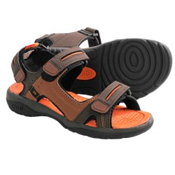 Umi Reece II Sandals (For Kids) in Chocolate Multi