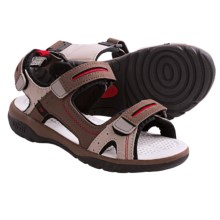 Umi Reece II Sandals (For Kids) in Dark Tan - Closeouts