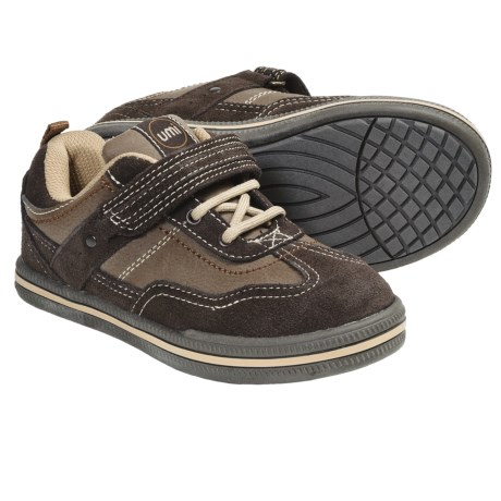 Umi Terran Shoes (For Kids and Youth) in Black