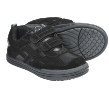 Umi Tyler Shoes - Adjustable Straps (For Kids and Youth) in Black - Closeouts