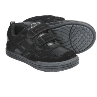 Umi Tyler Shoes - Adjustable Straps (For Kids and Youth) in Black