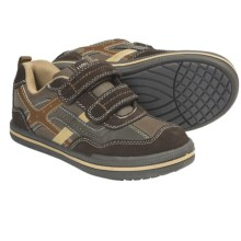 Umi Tyler Shoes - Adjustable Straps (For Kids and Youth) in Chocolate Multi - Closeouts