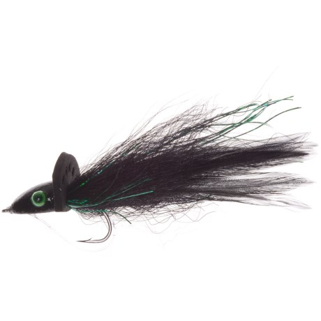 Umpqua Feather Merchants Bisharat Bubbleicious Streamer Fly 6 Count