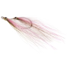 Umpqua Feather Merchants Cummings Gotta-Pair Saltwater Fly - 6-Count in Bay Anchovy - Closeouts