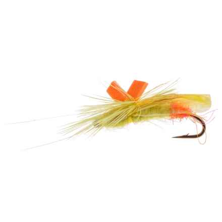 Umpqua Feather Merchants Foam Yellow Sally Dry Fly - Dozen in Yellow - Closeouts