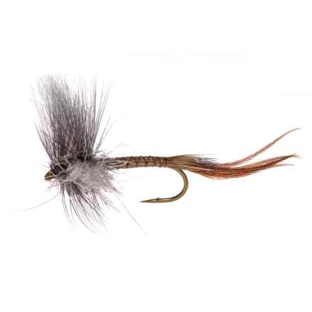 Umpqua Feather Merchants Gray Drake Dry Fly -Dozen in Gray Drake - Closeouts