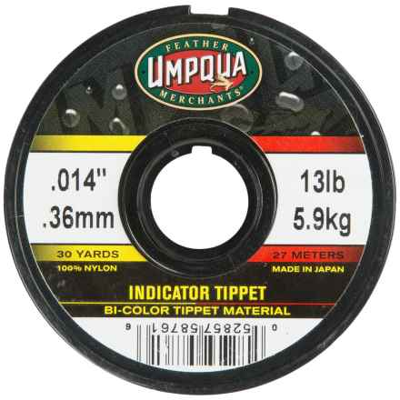 Umpqua Feather Merchants Indicator Tippet Material - 30 yds. in See Photo - Closeouts