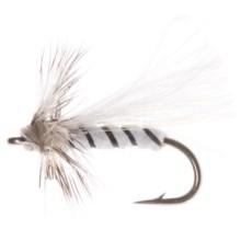 Umpqua Feather Merchants Kingrey Lowrider Foam Midge Dry Fly - Dozen in White - Closeouts