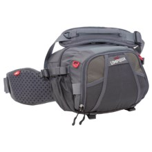 Umpqua Feather Merchants Ledges 500 Waist Pack in Gray - Closeouts