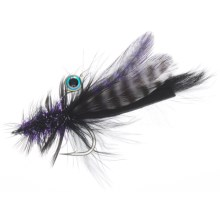 Umpqua Feather Merchants MBT Tarpon Crab Saltwater Fly - Dozen in Purple - Closeouts