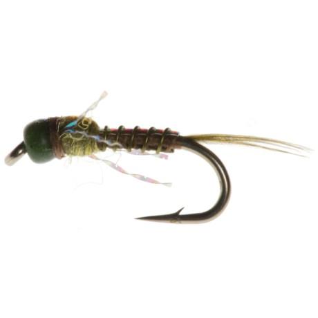 Umpqua Feather Merchants Military Mayfly Nymph Fly - Dozen in Olive
