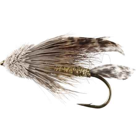 Umpqua Feather Merchants Muddler Minnow Streamer Fly - Dozen in See Photo - Closeouts