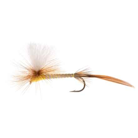 Umpqua Feather Merchants Para Brown Drake Dry Fly - Dozen in Yellow Drake - Closeouts