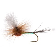 Umpqua Feather Merchants Potter Opal Drake Dry Fly - Dozen in See Photo - Closeouts