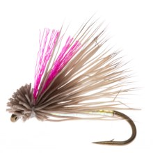 Umpqua Feather Merchants Potter's Opal Hank Caddis Dry Fly - Dozen in See Photo - Closeouts