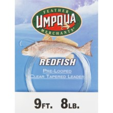 Umpqua Feather Merchants Redfish Leader - Tapered, 9' in See Photo - Closeouts