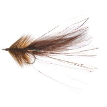 Umpqua Feather Merchants Seaducer Saltwater Fly - Dozen in Brown Grizzly - Closeouts