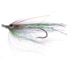 Umpqua Feather Merchants Sheep Series Streamer Fly - 6-Count in Swimming Shad - Closeouts