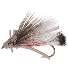 Umpqua Feather Merchants Turck Tarantula Dry Fly - Dozen in Red - Closeouts