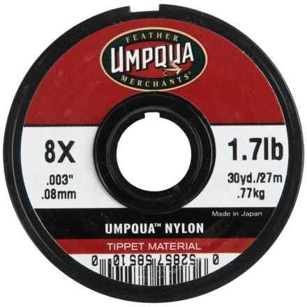 Umpqua Feather Merchants Umpqua Nylon Tippet Material in See Photo - Closeouts
