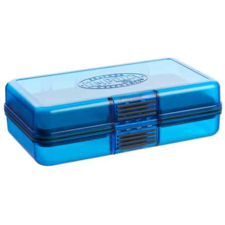 Umpqua Feather Merchants UPG Double-Wide Fly Box in Blue - Closeouts