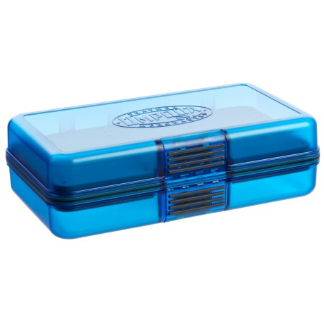 Umpqua Feather Merchants UPG Double-Wide Fly Box in Blue